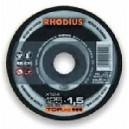 DISCHI RHODIUS XT70 125 X 1,5 X 22