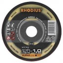 DISCHI RHODIUS XT70 115 X 1.0 X 22